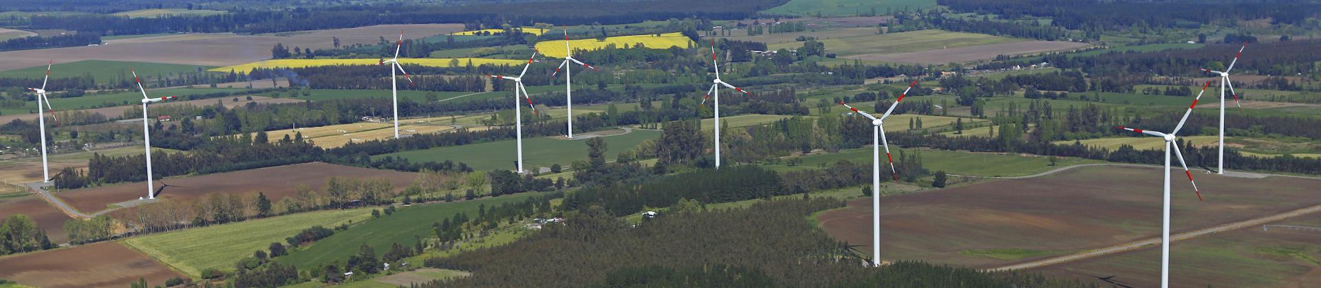 Aerial turbines